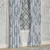 Ansonia Tailored Curtain Pair Denim 82 x 84
