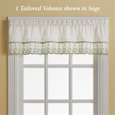 Wheatley Tailored Valance 60 x 14