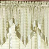 Nimbus Stripe Ascot Valance
