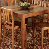 West Albany Counter Table Only Natural Cherry