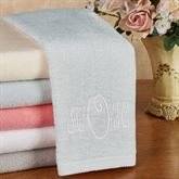 Candy Hand Towel Pastel Blue