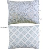 Lucca Reversible Quilted Sham Standard