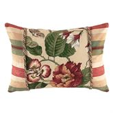 Laurel Springs Tailored Pillow Light Almond Rectangle