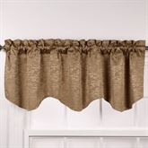 Colorado Scalloped Valance 54 x 17