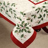 Lenox Holiday Oblong Tablecloth