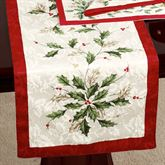 Lenox Holiday Table Runner