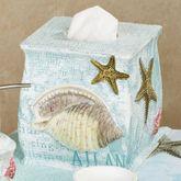 Atlantic Tissue Cover Aqua