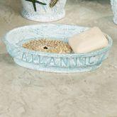 Atlantic Soap Dish Aqua