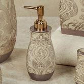 Ambrosia Lotion Soap Dispenser Champagne