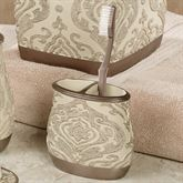 Ambrosia Toothbrush Holder Champagne