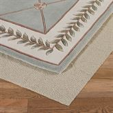 ComfortGrip Rectangle Rug Pad Cream