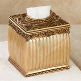 Roma Tissue Cover Gold