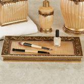 Roma Vanity Tray Gold