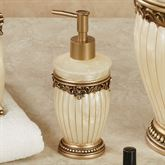 Roma Lotion Soap Dispenser Ivory