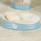Beach Walk Soap Dish Light Cream