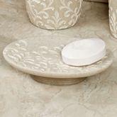 Verbena Soap Dish Natural