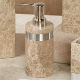 Marbella Lotion Soap Dispenser Tan