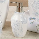 Garden Melody Lotion Soap Dispenser Ivory