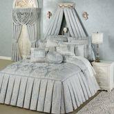 Couture Grande Bedspread Pale Blue