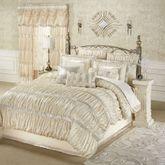 Radiance Comforter Set Champagne