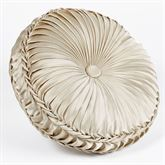 Laurette Tufted Pillow Sand Round