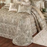 Grandeur Grande Bedspread Golden Beige