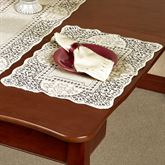 Canterbury Classic Lace Placemats Set of Four