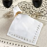 Canterbury Classic Lace Napkins Set of Four