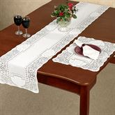 Canterbury Classic Lace Large Table Runner 14 x 72