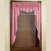 Carol 3 Piece Valance Set