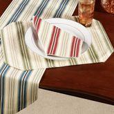 Kimberly Stripe Placemat Set Set of Four