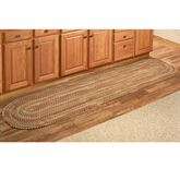 Homecoming Braided Oval Rug Runner
