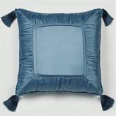 Cambridge Classics Tasseled Piped Pillow 18 Square