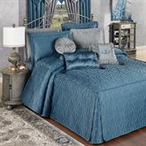 Cambridge Classics Grande Bedspread Blue Shadow