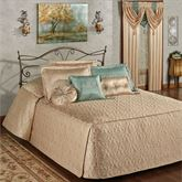 Cambridge Classics Grande Bedspread Wheat