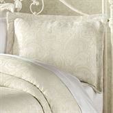 Provence Matelasse Tailored Sham Standard