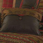 Cascade Lodge Rectangle Envelope Pillow Brown