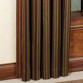 Wilderness Ridge Curtain Panel with Tieback Cypress 48 x 84