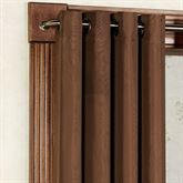 Rhapsody Grommet Curtain Panel