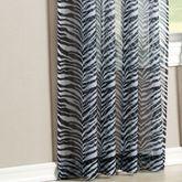 Kenya Zebra Tailored Panel