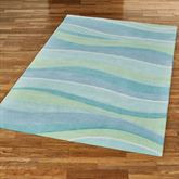 Seascapes Rectangle Rug Multi Cool