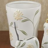 Penelope Wastebasket Yellow