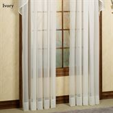 Elegance Extra Long Tailored Curtain Panel