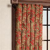 Bali Back Tab Tailored Curtain Panel