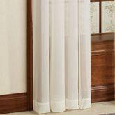 Arm and Hammer 84 Curtain Fresh Odor Neutralizing Curtain Panel 59 x 84