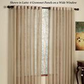 Arm and Hammer 63 Curtain Fresh Odor Neutralizing Curtain Panel 59 x 63