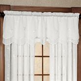 Zurich Scalloped Valance 52 X 16