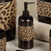 Cheshire Lotion Soap Dispenser Brown