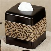 Cheshire Tissue Cover Brown