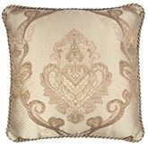 Prosper Corded Pillow Beige 18 Square